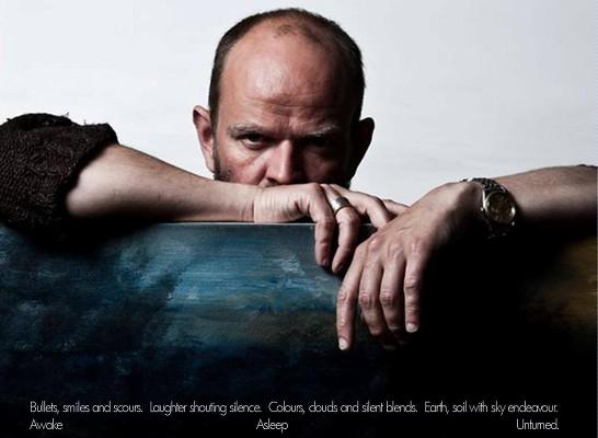 Steve Bothwell the artist